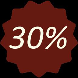 Zniżka 30%